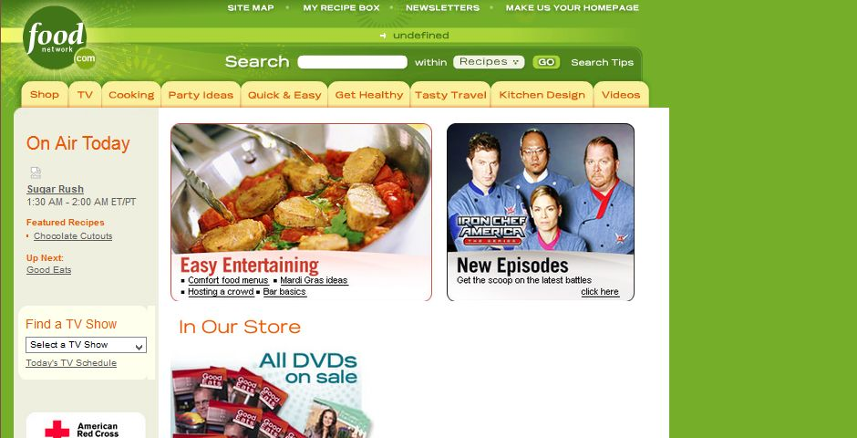 People's Voice - FoodNetwork.com