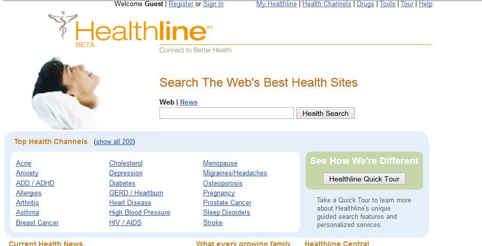 People's Voice - Healthline