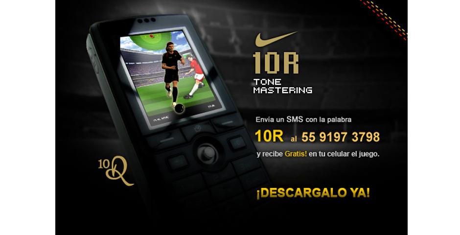 Webby Award Winner - Nike 10R – Tone Mastering