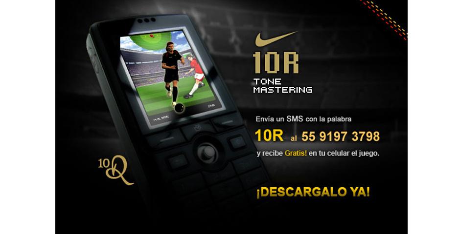 2008 Webby Winner - Nike 10R - Tone Mastering