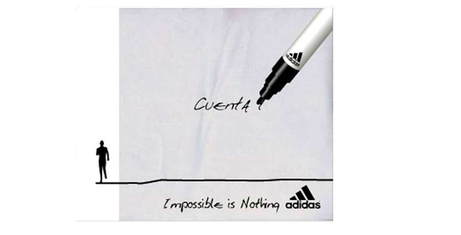 Webby Award Winner - impossible is nothing