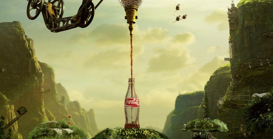Webby Award Winner - Coca Cola Happiness Factory II – the virtual premiere