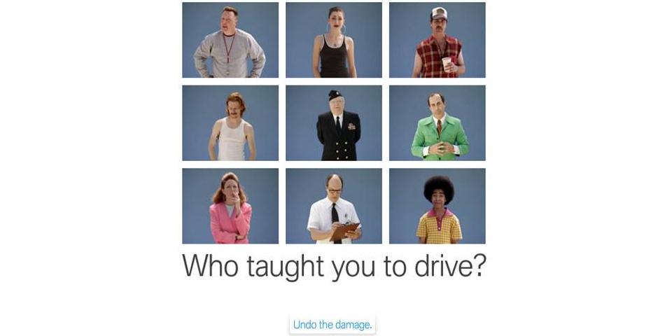 2008 Webby Winner - BMW Relearn To Drive