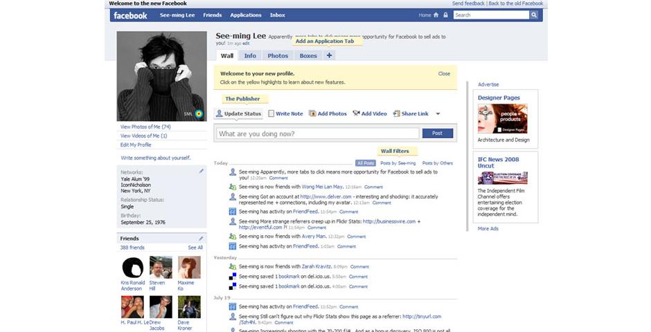 People's Voice - Facebook