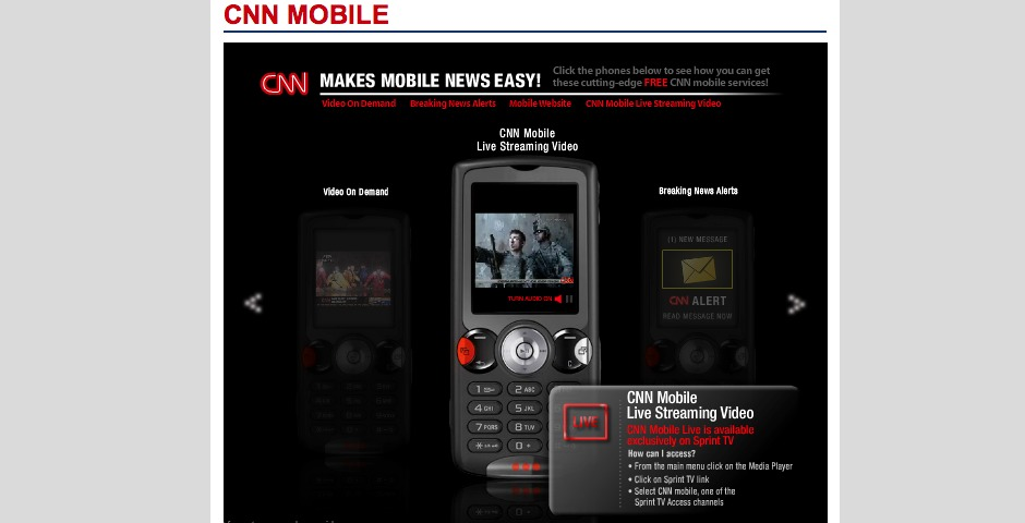 People's Voice - CNN Mobile