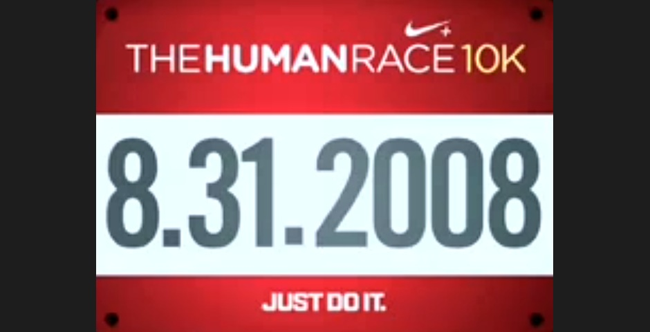 People's Voice - Nike+ Human Race