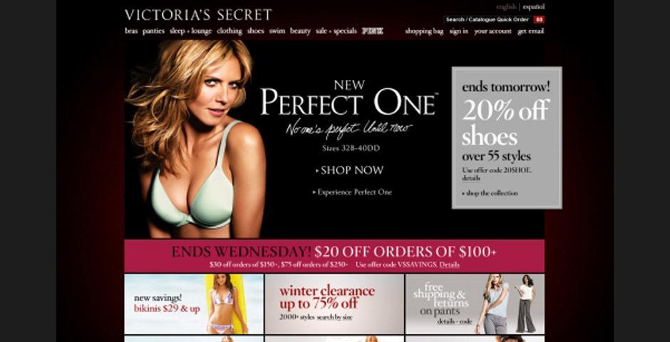 Webby Award Nominee - Victoria\'s Secret Fashion Show Online Video Series