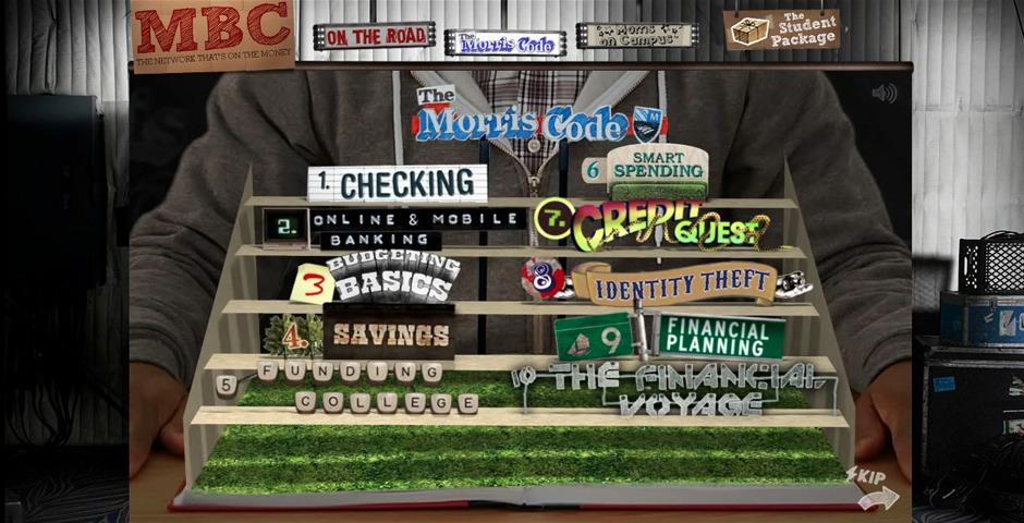 Nominee - Bank of America, The Morris Code
