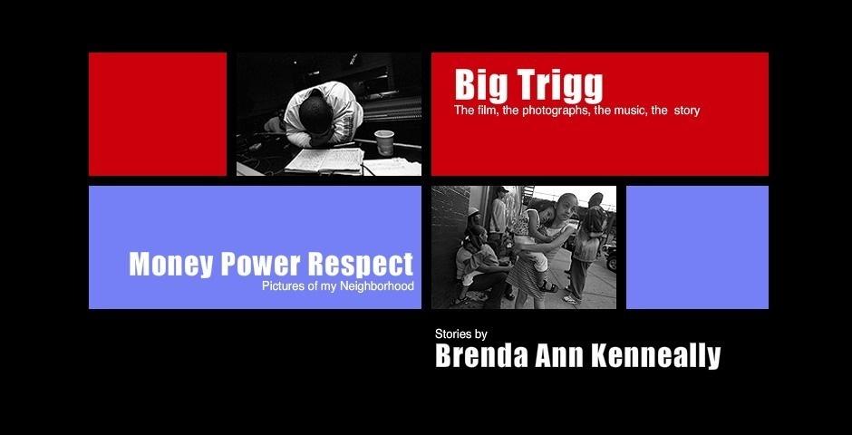 Webby Award Nominee - Brenda Ann Kenneally