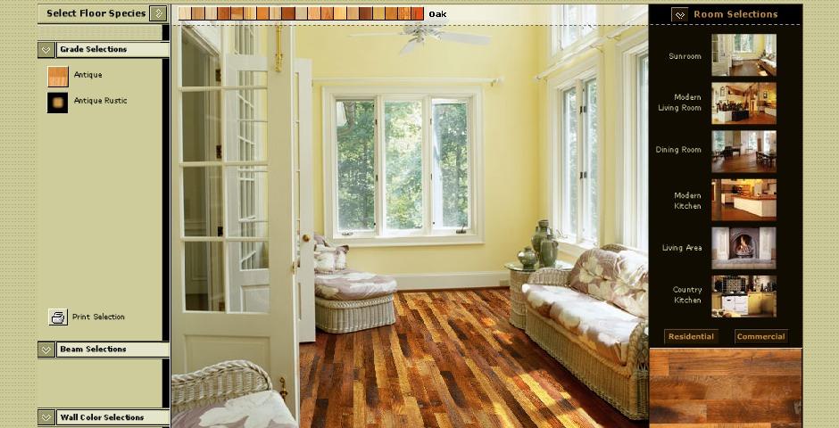 Nominee - Elmwood Reclaimed Timber Flooring tool