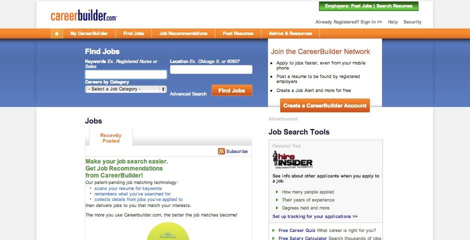 Nominee - CareerBuilder.com