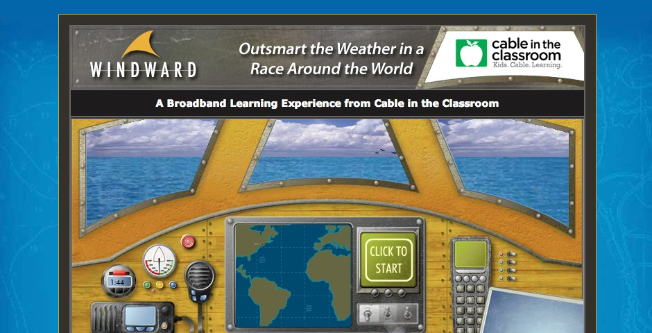Nominee - Windward: Outsmart the weather in a race around the world