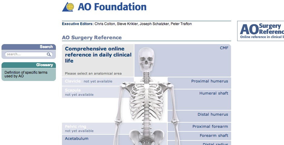 Nominee - AO Surgery Reference