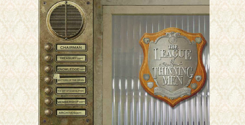 Nominee - The League of Thinning Men