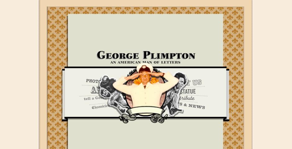 Nominee - Plimpton Project