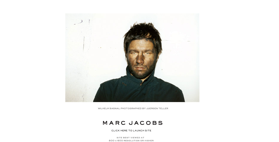 Nominee - Marc Jacobs