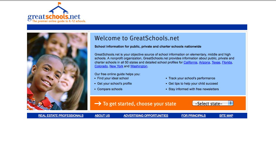Nominee - GreatSchools.net
