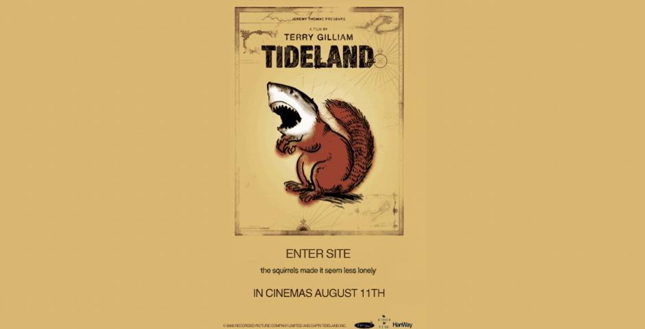 Webby Award Nominee - TIDELAND